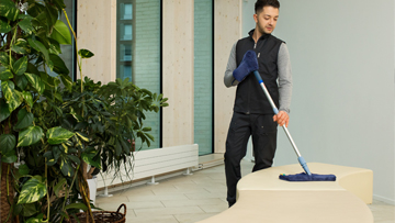 Swep Duo Wall & Interior mop